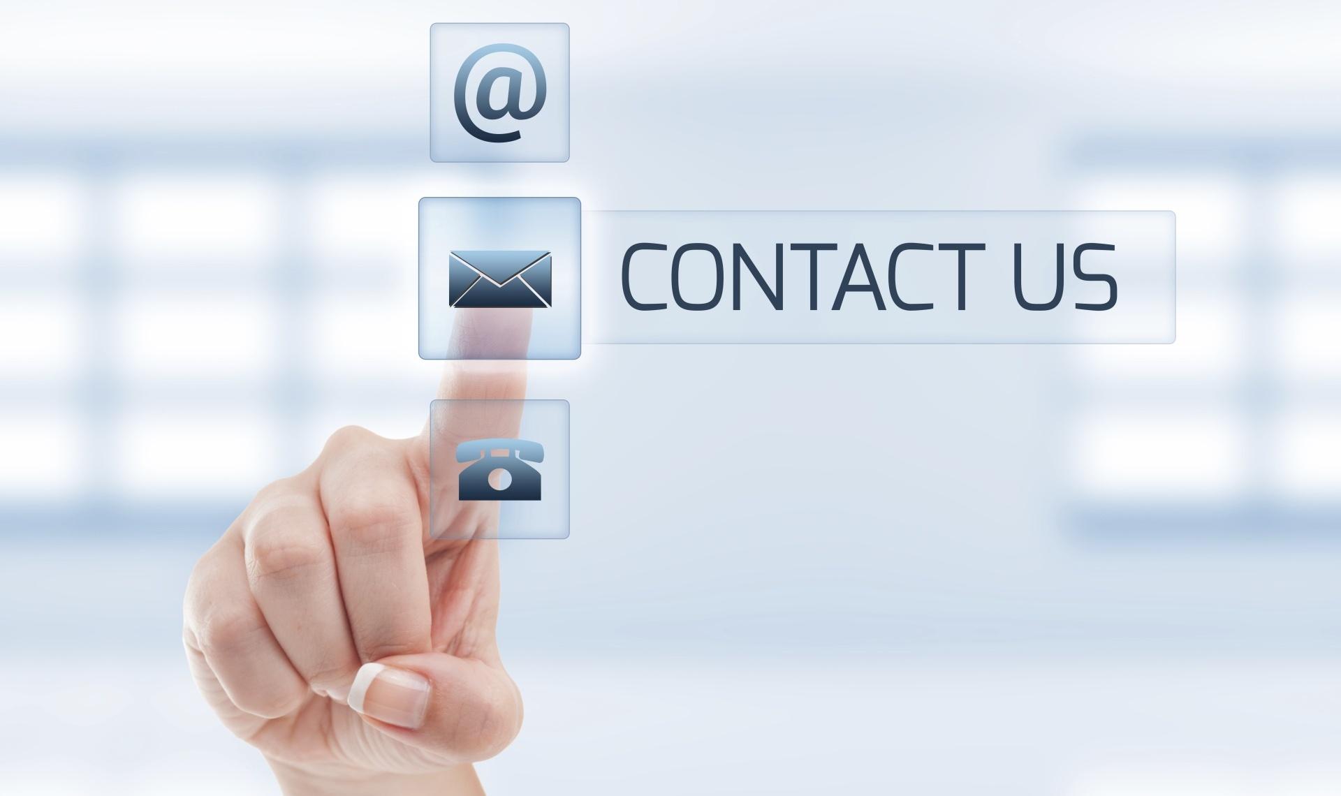 For Information or have a Sales Member Visit You